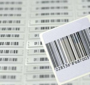 Акустомагнитные этикетки в листах 44х10 (5000)